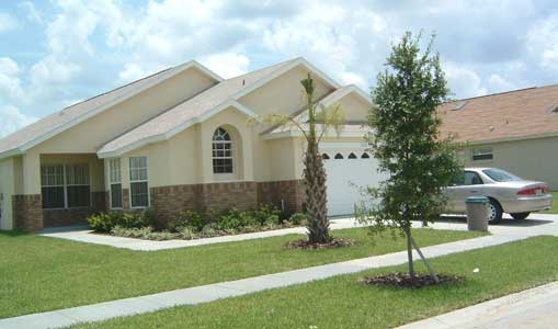 Orlando florida luxury house in orange tree to rent for American homes for rent